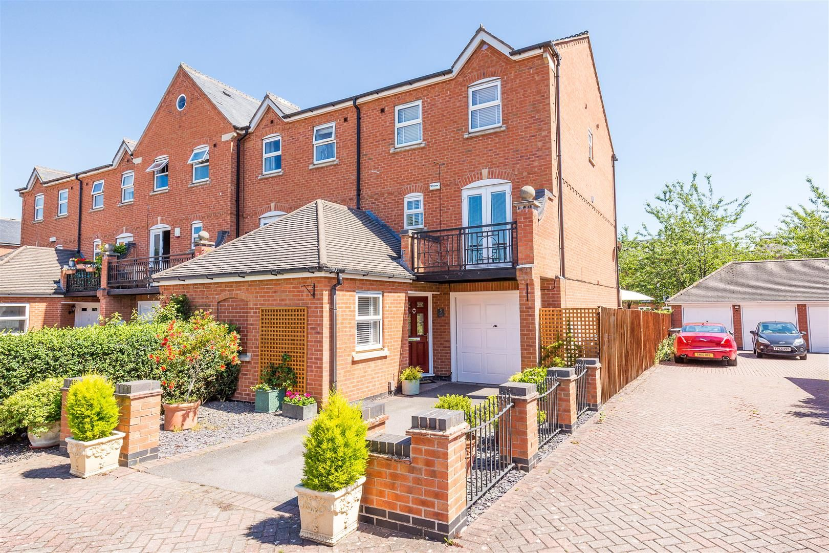 Property photo 1 of 14. 5 Chelsea Mews, Upper Saxondale, Radcliffe On Tren