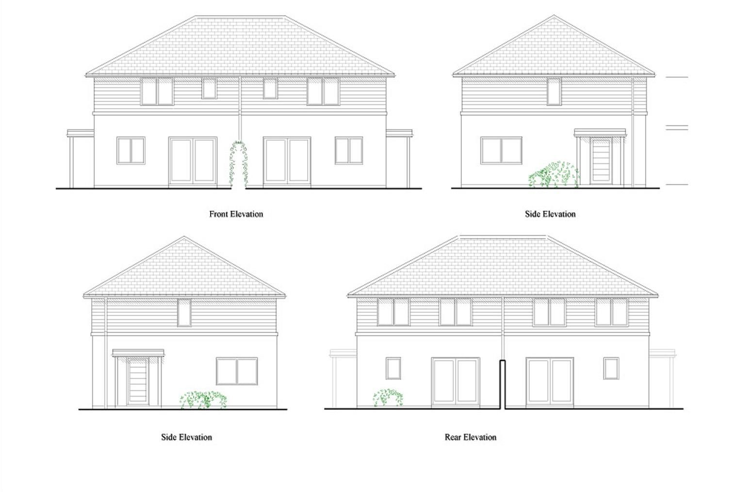 Property photo 1 of 11. Elevations  Plots 2 And 3.Jpg