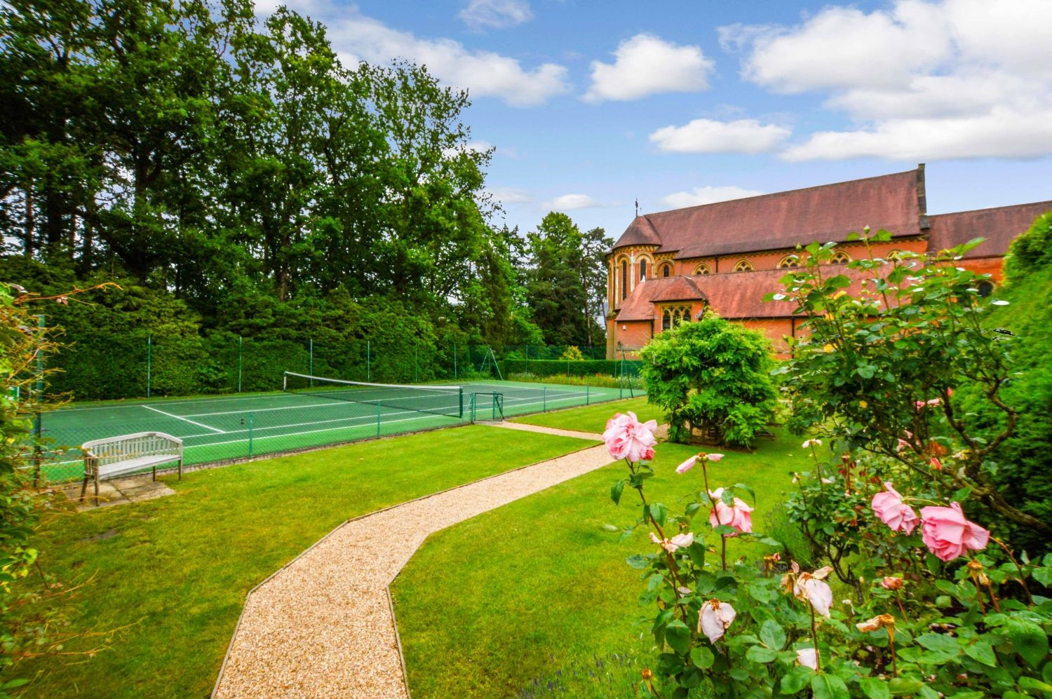 Property photo 1 of 20. Communal Gardens And Tennis Court