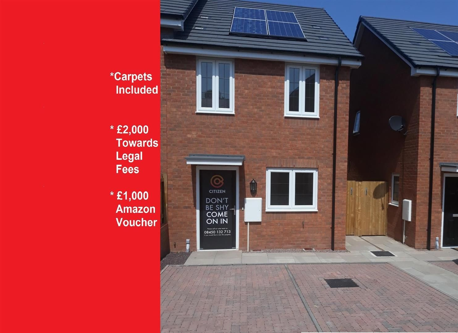 Property photo 1 of 7. External Front Pic With Offer.Jpg