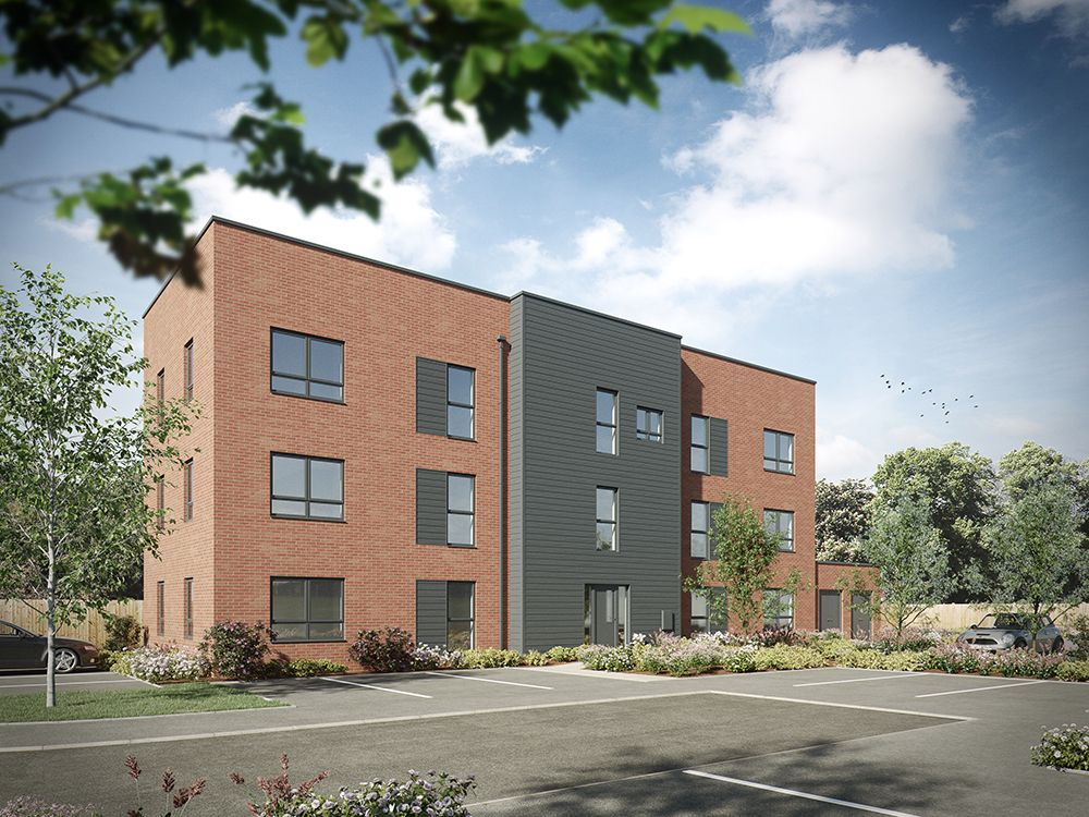 Property photo 1 of 7. CGI Illustration Of The Cygnets, Blythe Valley In Solihull