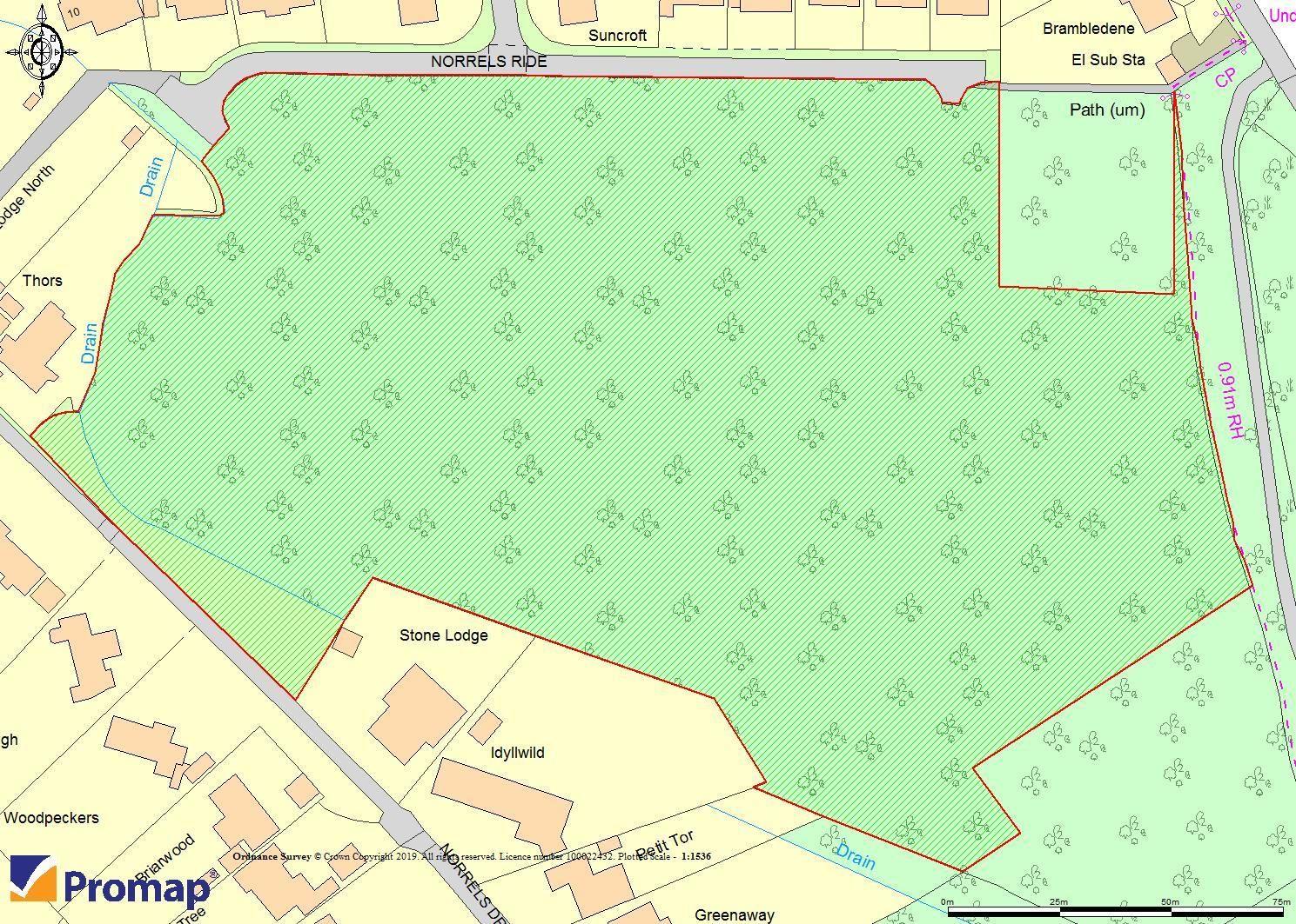 Property photo 1 of 7. Norrels Meadow Promap Image.Jpg