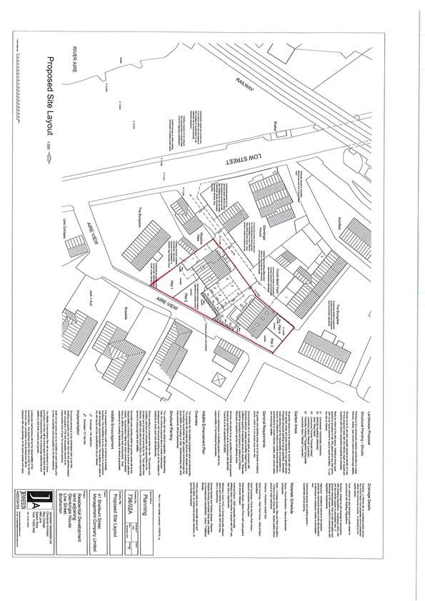 Property photo 1 of 7. Proposed Site Layout