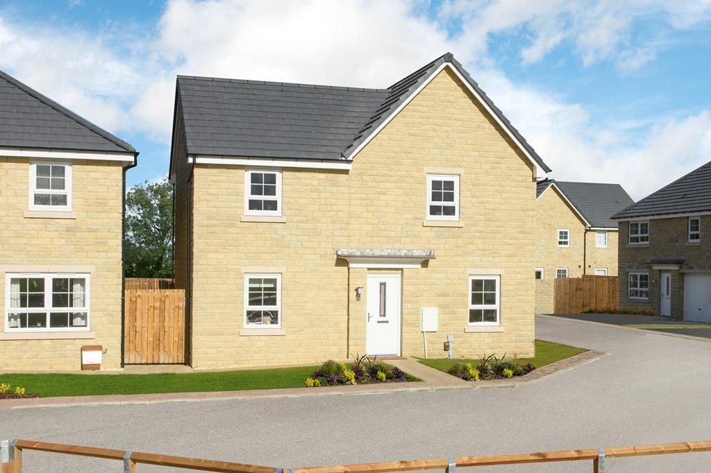 Property photo 1 of 9. External View Of The Stone Alderney 4 Bed Detached Home
