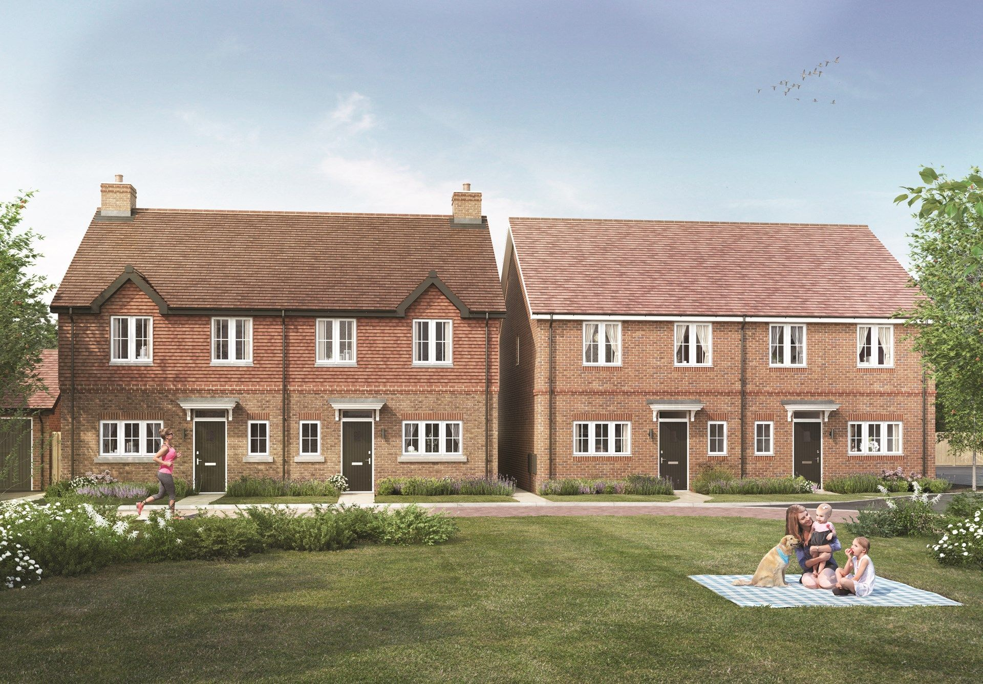 Property photo 1 of 11. New Monks Park, Lancing