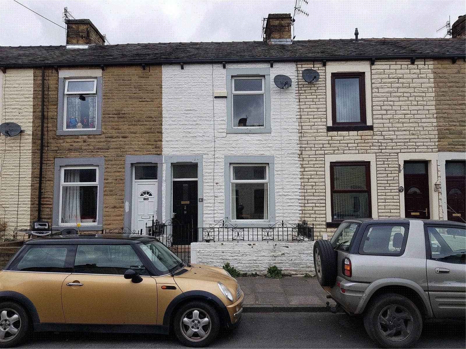 2 bed terraced house to rent in Brockenhurst Street ...