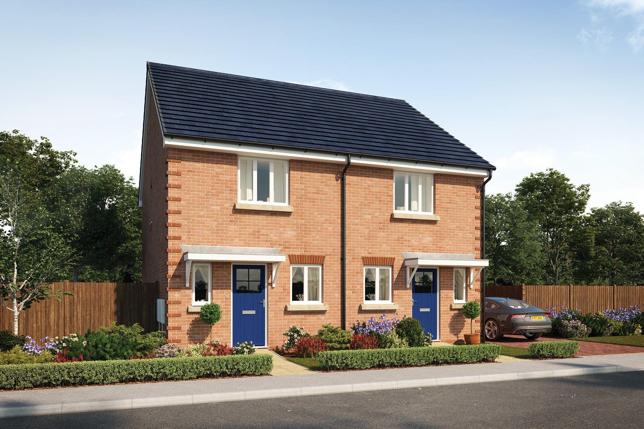 Buckthorn Grange development image 1 of 1
