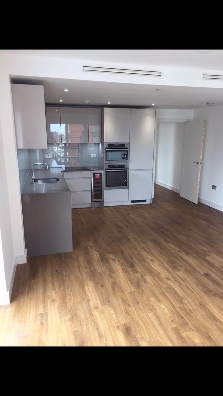 Property photo 1 of 6. Kitchen And Open Plan Living Area