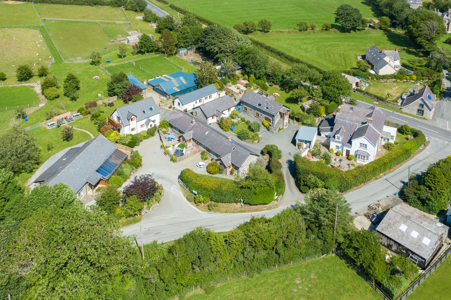 Property photo 1 of 56. Croft Farm - Aerials  - Final Edits_ Web Sized-7 - Copy
