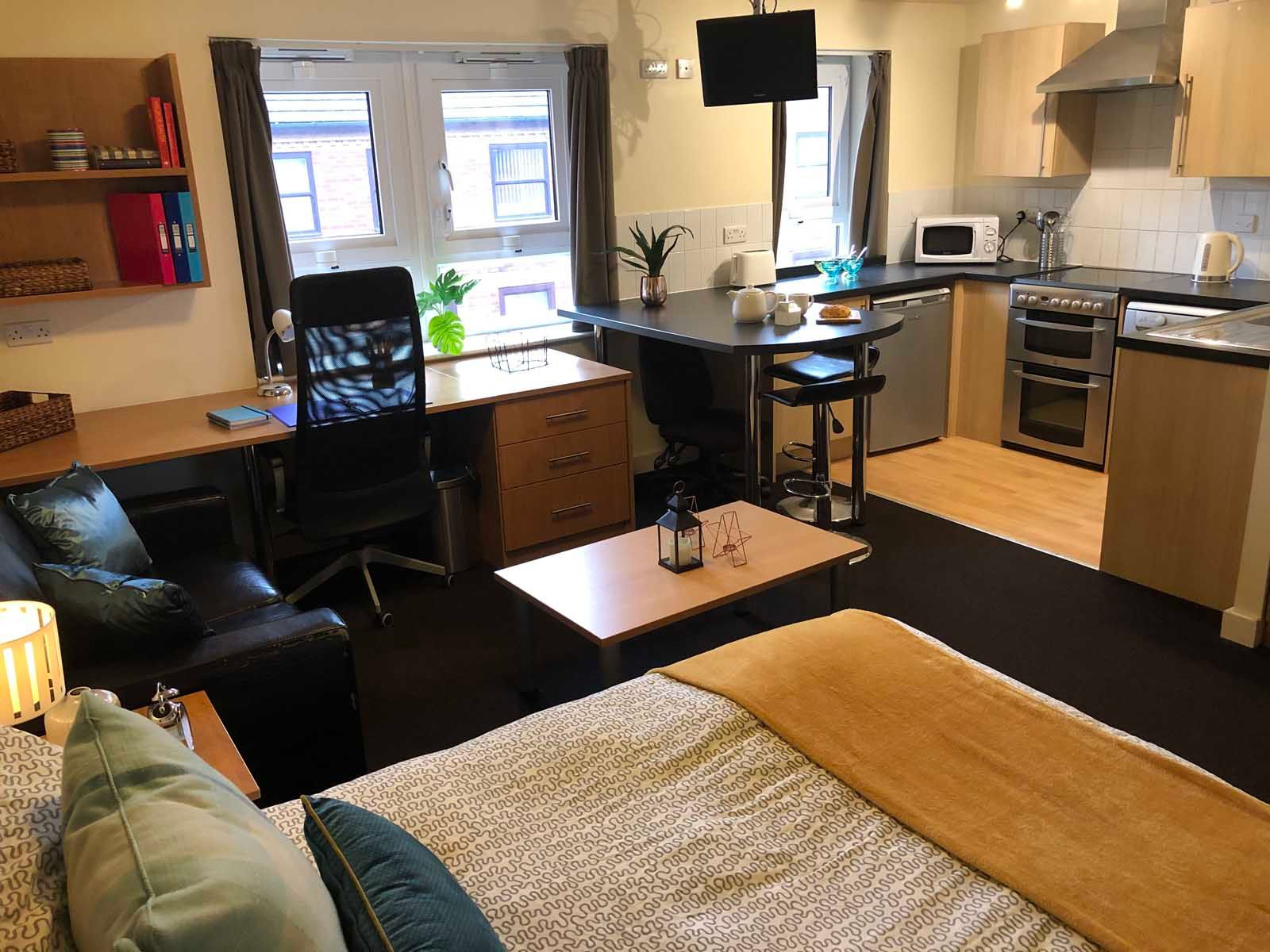Property photo 1 of 9. Deluxe Studio The Foundry Loughborough