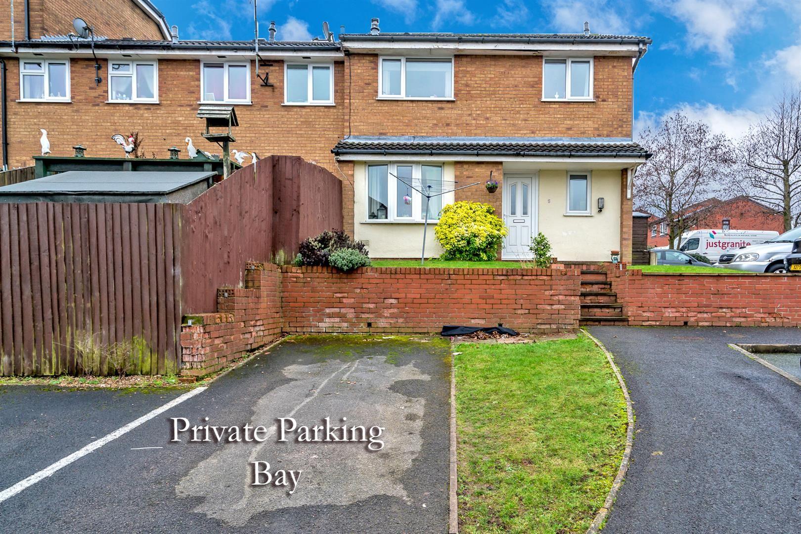 Property photo 1 of 14. Acorn Close, Cannock, Ws11 7Wf-14 Parking.Jpg