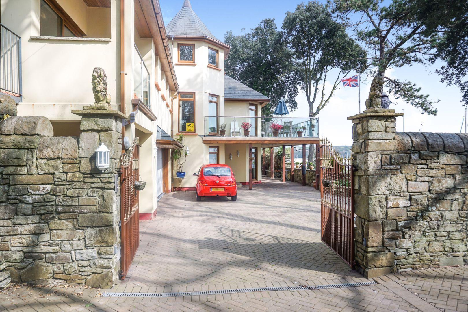 Property photo 1 of 26. Gated Entrance