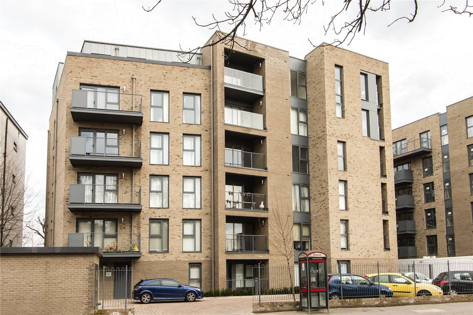32 bed flat for sale in Hythe House, 32 Green Lanes Walk, London N32 ...