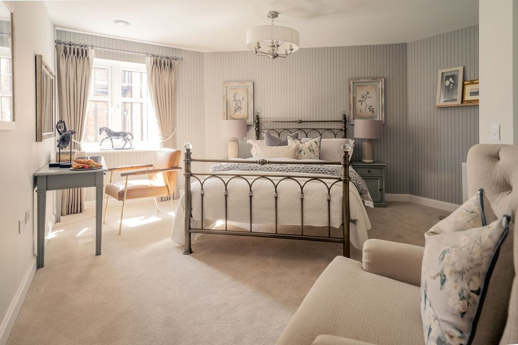 Property photo 1 of 14. Clemens Place - Typical Bedroom