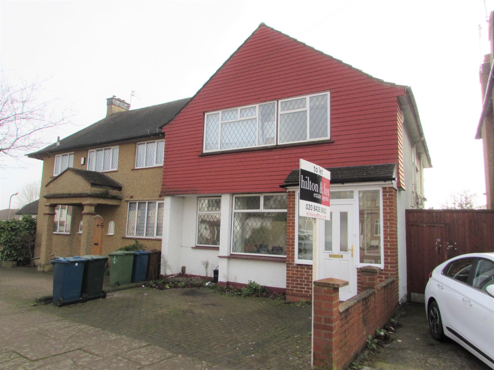 Property photo 1 of 9. 3 Bedroom Semi Detached For Rent