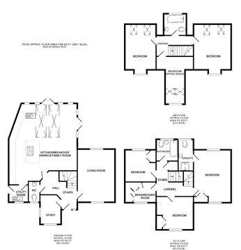 Floorplan 5 Willow Road Dunmow (003).Jpg