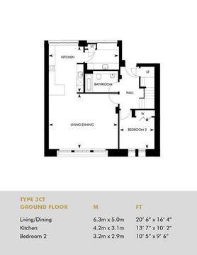 3Ct, Ground Floor