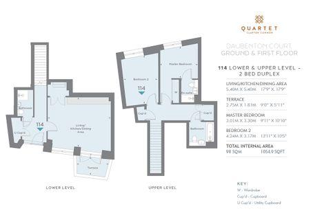 Plot 114 Floorplan