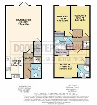 Floorplan - 5 Charterhouse Court