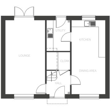 The Solent  Ground Floor