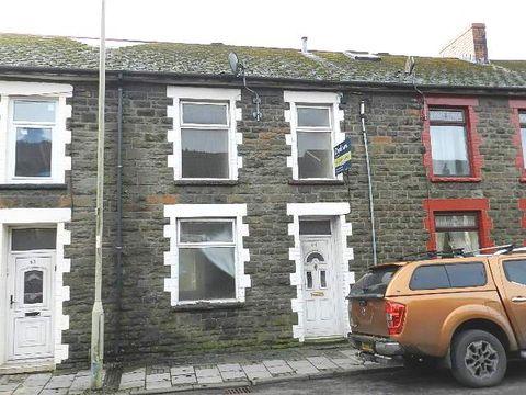 Property photo 1 of 14. Baglan Street, Treherbert, Treorchy CF42