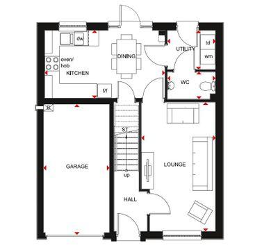 Glenbuchat First Floor