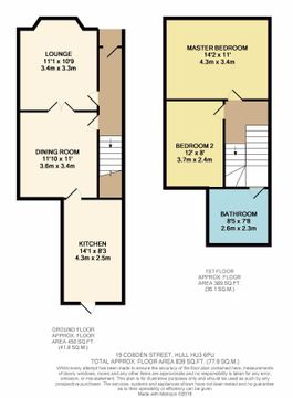 Floorplan No. 9