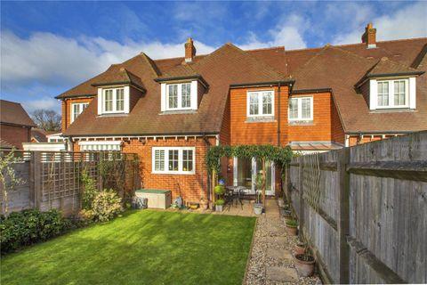 Property photo 1 of 17. Rear Garden of The Mount, Stodmarsh Road, Canterbury CT3