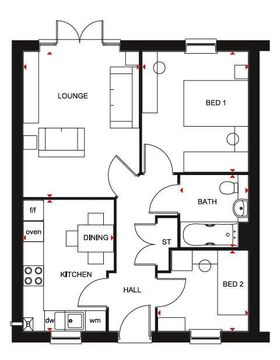 Bedale Floor Plan
