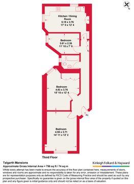 Talgarth Mansions Fp