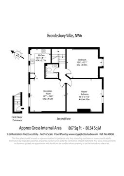 Top Floor Flat 50 Brondesbury Villas Floorplan.Jpg