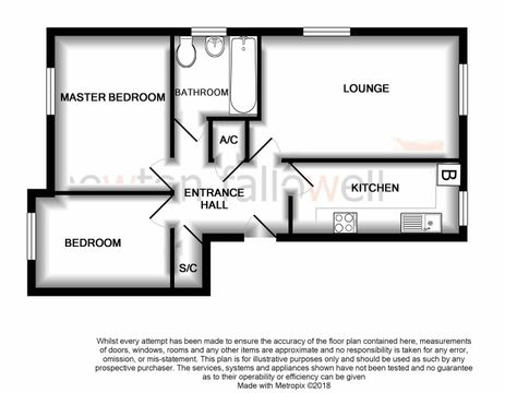 Apple Tree Close Floorplan