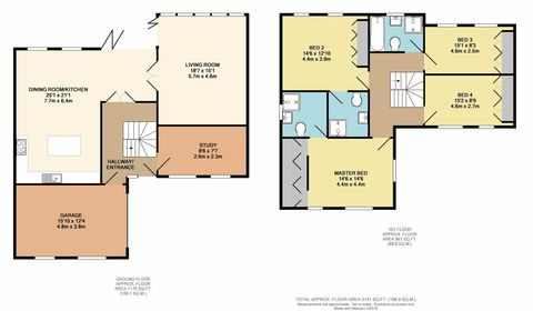 Plot 7 Floor Plan