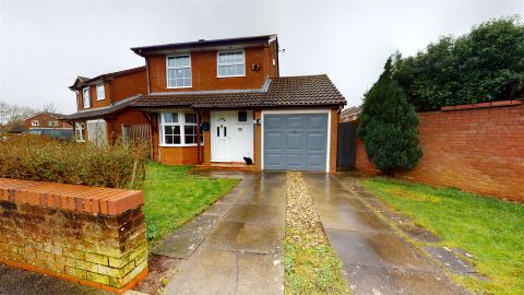 Property photo 1 of 16. Front of Nightingale Way, Westfield, Radstock BA3