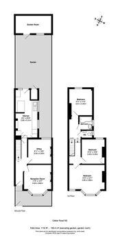 Floor Plan Glebe Road N3.Jpg