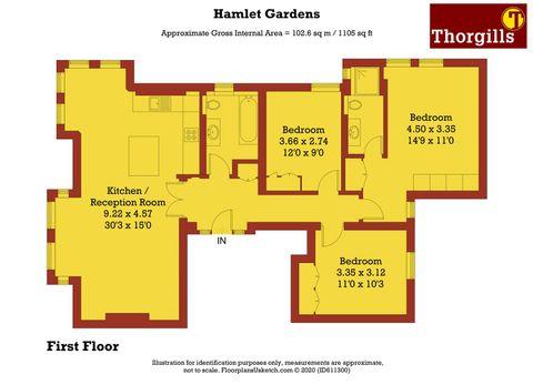 Hamlet Gardens
