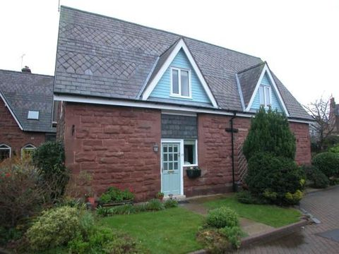 Property photo 1 of 11. Picture No.02 of Scholars Court, Cross Street, Neston, Cheshire CH64