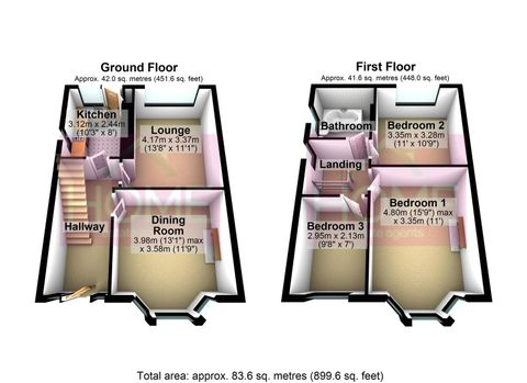 Floorplan 4 Marlborough Road, Stretford.Jpg