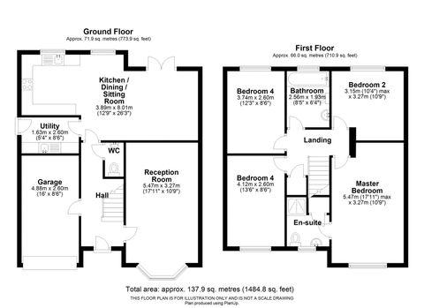 Floorplan Stansfield