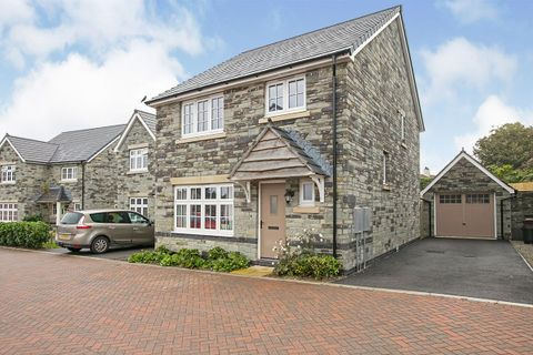 Property photo 1 of 12. Front Elevation of Trevenson Park, Pool, Redruth, Cornwall TR15