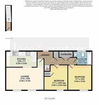 Peploe Way Floor Plan