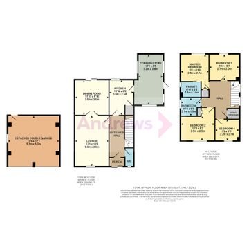 17 Cotswold Close Floorplan