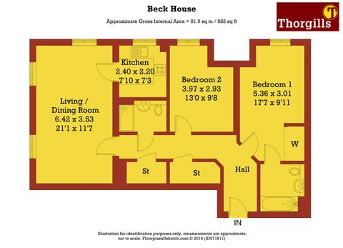 Beck House