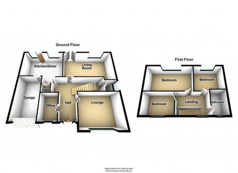 20A Moorgate Avenue - 3D Floorplan