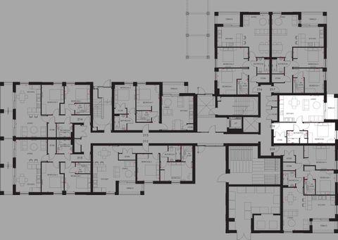 Plot 218 Medallion House Floor Plan