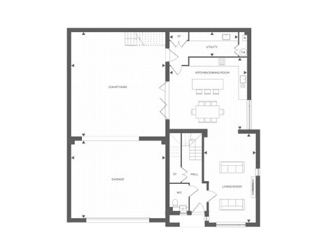 Foxton Ground Floor
