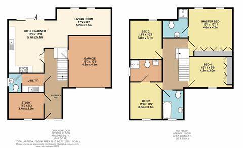 Plot 10 Floor Plan