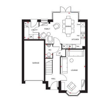 Millford Ground Floor