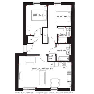 Spey Floorplan