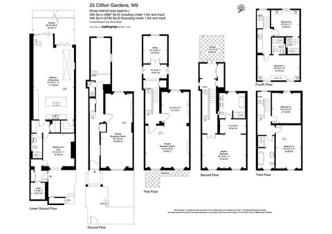 25 Clifton Gardens W9 311410 Plan-Model.Jpeg